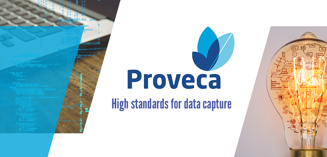 High standards for data capture and analysis