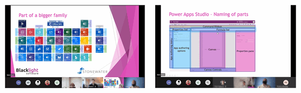 powerapps integrations and powerapps studio